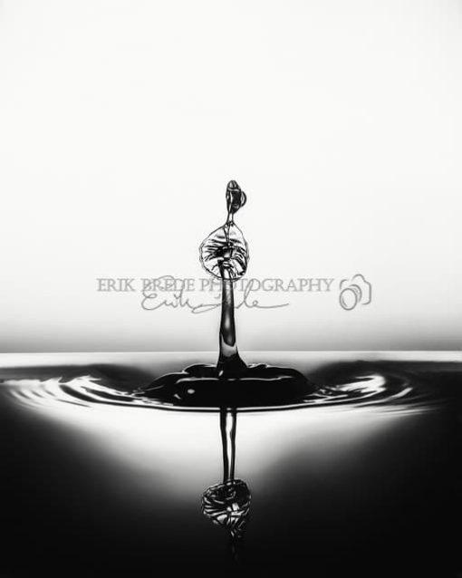 Droplet Collission 2 - Erik Brede Photography