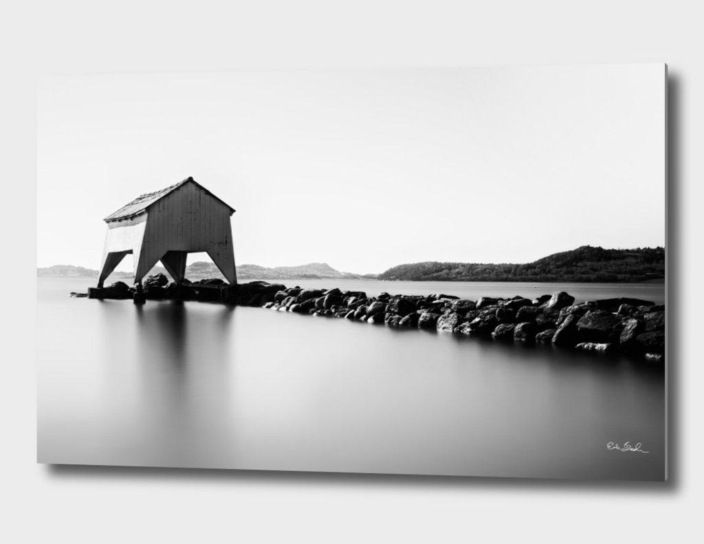 Erik Brede Photography - A quiet day at Hafrsfjord