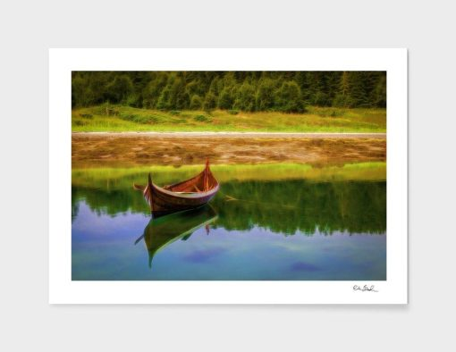 Erik Brede Photography - Nordland Boat