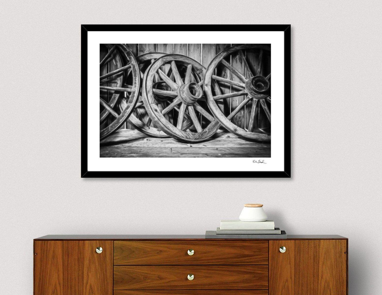 Erik Brede Photography - Old Wooden Wheels
