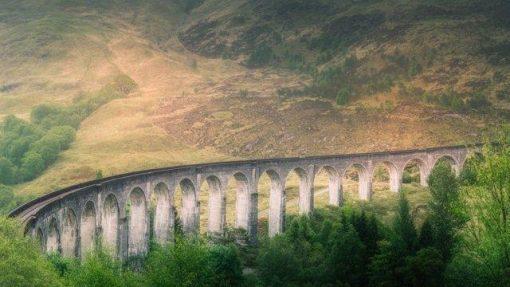 Erik Brede Photography - The Glenfinnan Viaduct Part 2