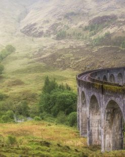 Erik Brede Photography - Glenfinnan Viaduct Part 3