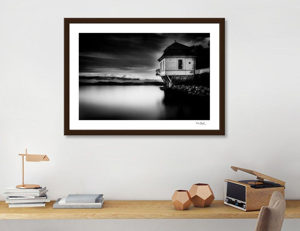 Erik Brede Photography - House by the sea