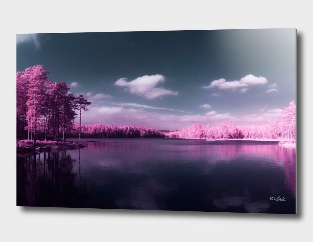 Erik Brede Photography - Autumn Lake