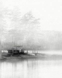 Erik Brede Photography - Foggy Lake