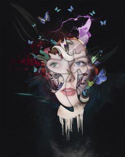 Abstract Portrait 17 - Erik Brede Photography