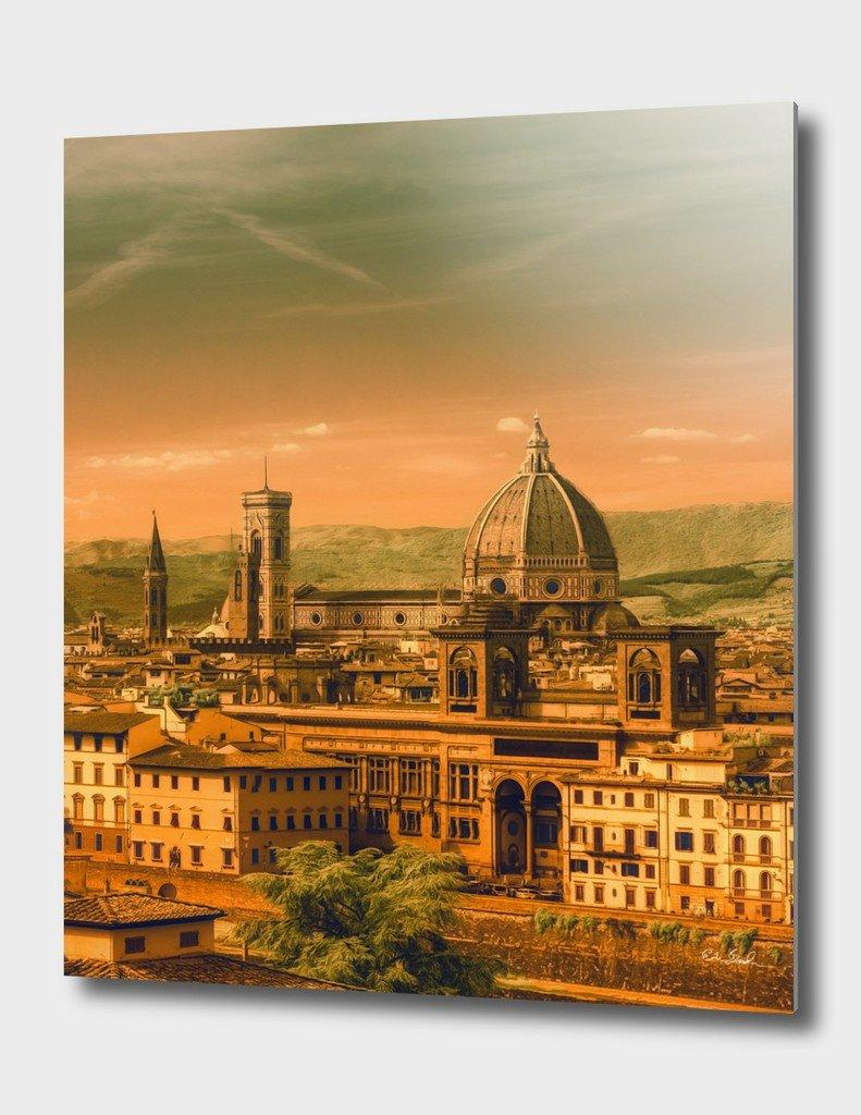 Florence View Part 1 - Erik Brede Photography