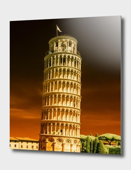 Leaning Tower of Pisa - Erik Brede Photography