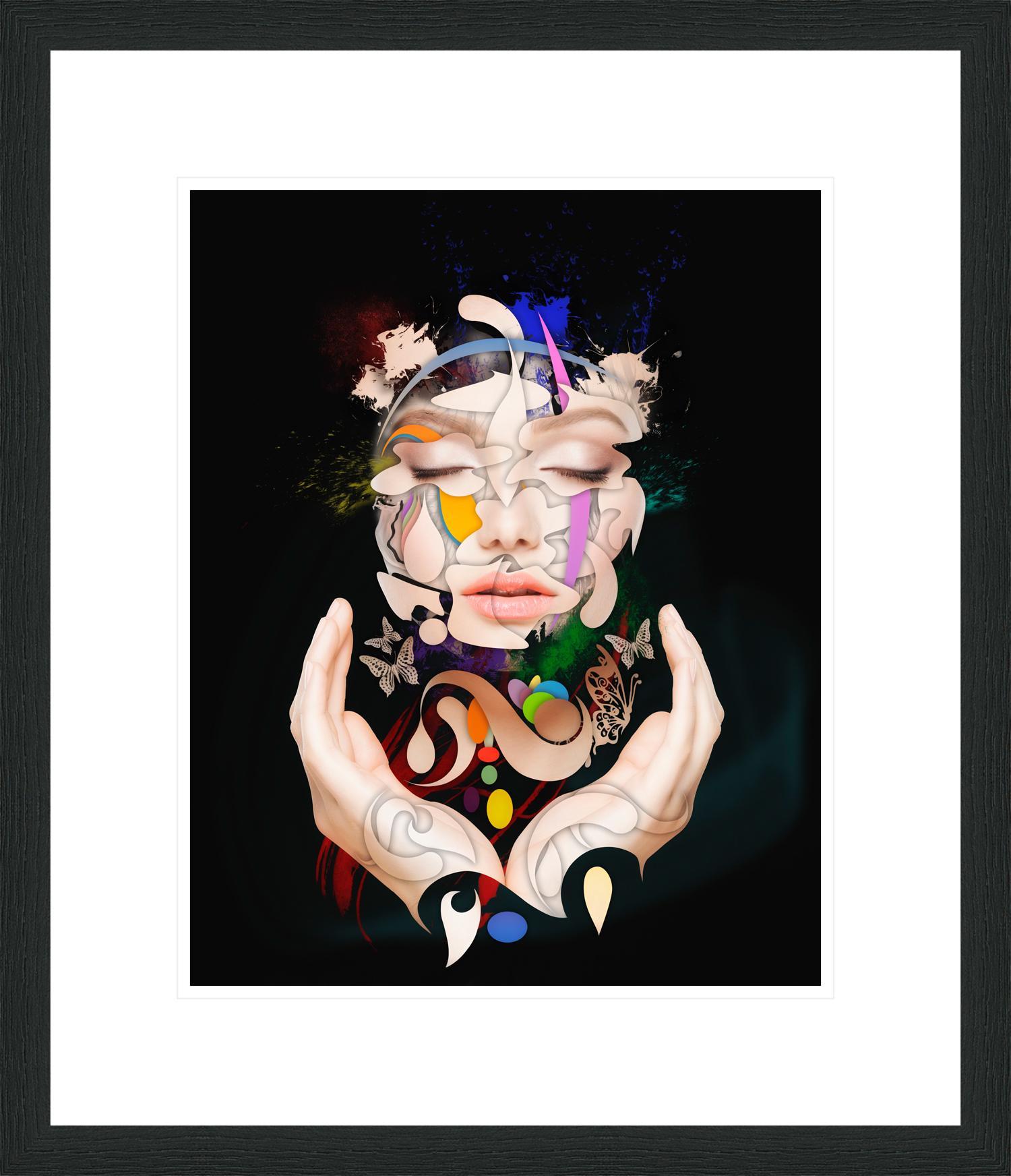 Abstract Portrait No 16 - Erik Brede
