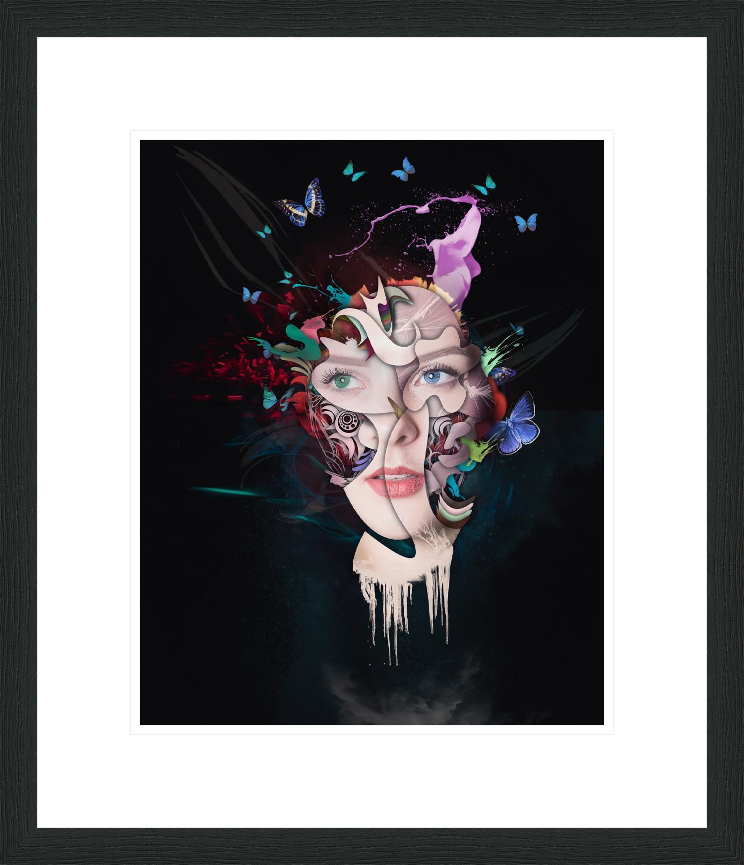 Abstract Portrait No 17 - Erik Brede