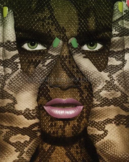 Snake Girl - Erik Brede