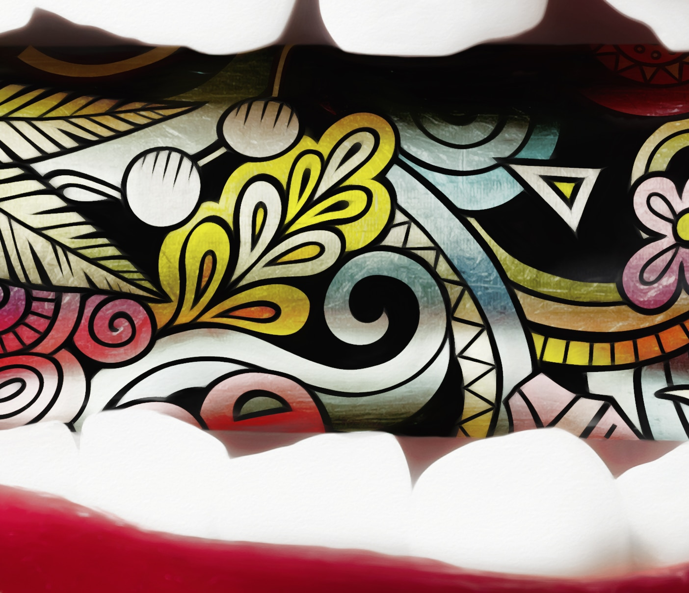 Bullet Lips Hippie Large - Erik Brede Photography