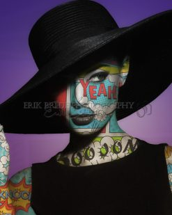 Hat Woman Part 3 - Erik Brede Photography